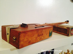 Relic Style Electric Diddley Bow