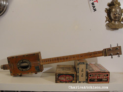 """""""Old Reliable"""" 4 string CBG"""