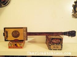 1932 Cuban Cigar Box