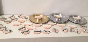 CBG resonator cones and biscuit bridges by Charles Atchison charlesatchison.com