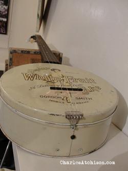 Cake Tin Banjo