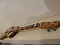 Oak Body 4 string Tenor guitar
