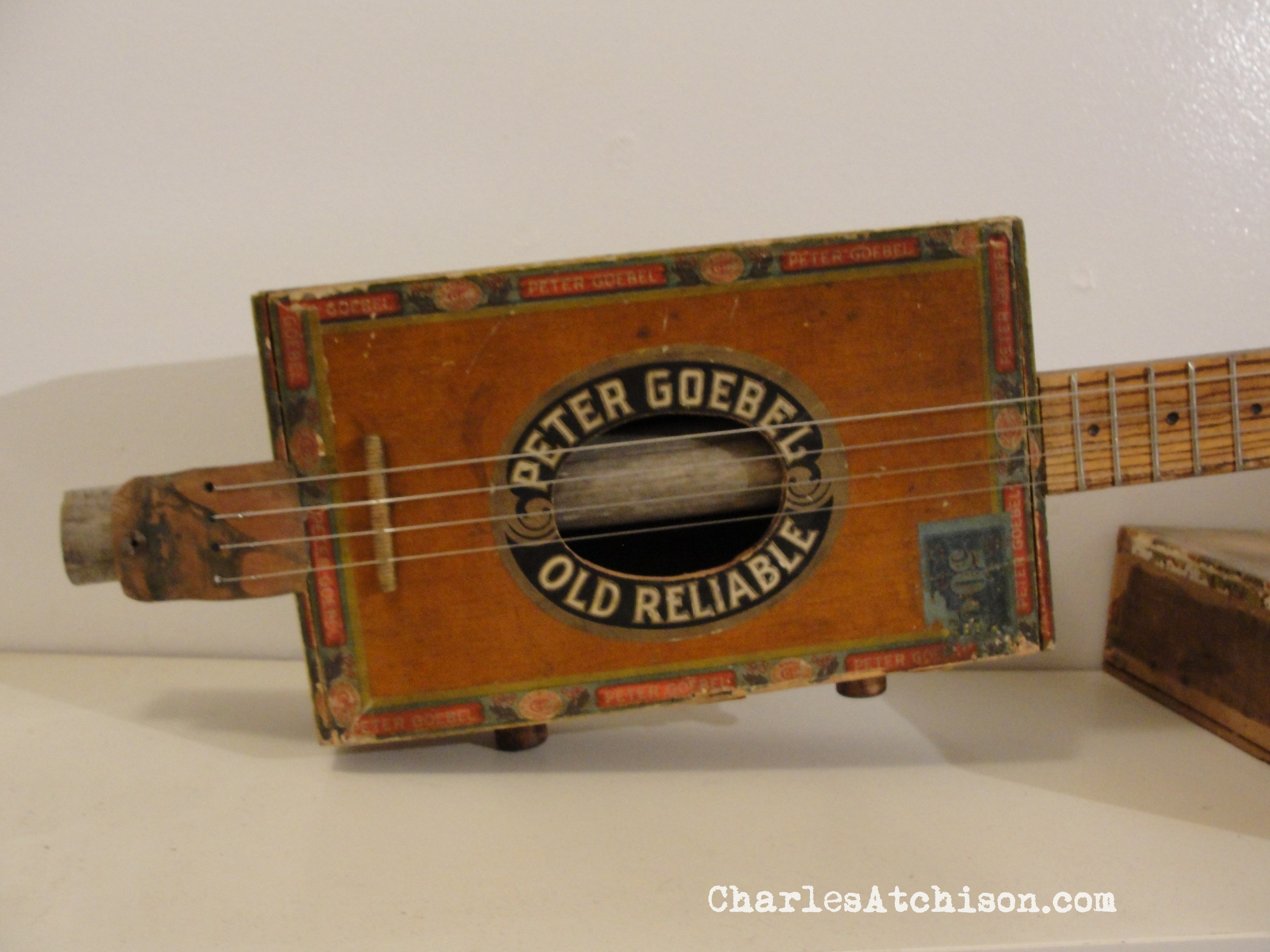 """Old Reliable"" 4 string CBG"