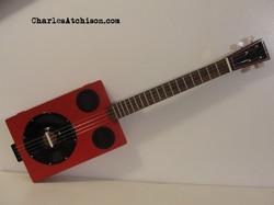 4 string 19.75 scale resonator