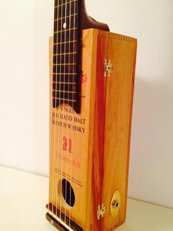 Whiskey Box Classical Guitar