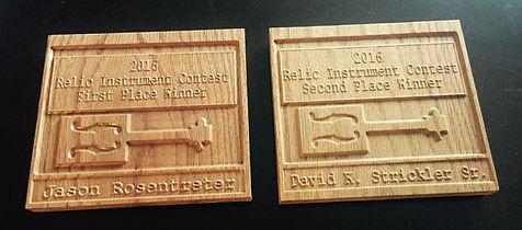 2016 Relic Instrument Contest