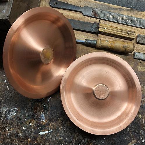 """7"""" Copper Resonator Cone"""