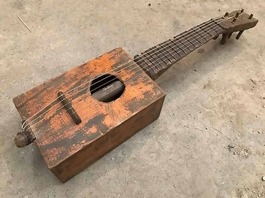 2016 Relic Instrument Contest First Place Winner