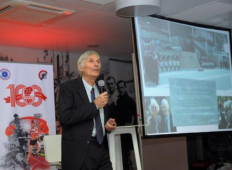 Exposition et conférence-débat à Geoffroy Guichard