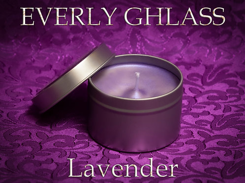 Character Candle (EVERLY GHLASS)
