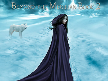 """Among The Frost"" Book Excerpt (Beyond the Merillian Book 2)"