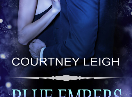 """""""Blue Embers"""" (ASOF Book 2) Excerpt"""