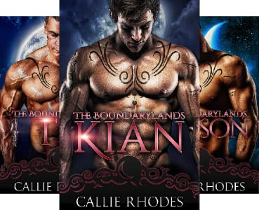 """The Boundarylands"" by Callie Rhodes: Series Review"