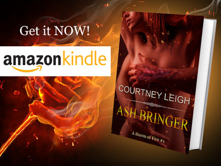 "BIG NEWS! ""Ash Bringer"" Is Now Available!!!!"