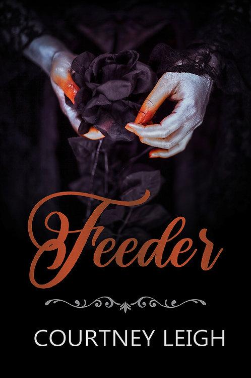 Feeder (1st Edition Paperback Signed)