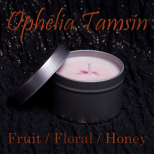 Character Candle (OPHELIA TAMSIN)