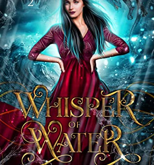 """Whisper of Water"" by Jillian James: Book Review"