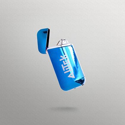 Briquet  électrique Bleu