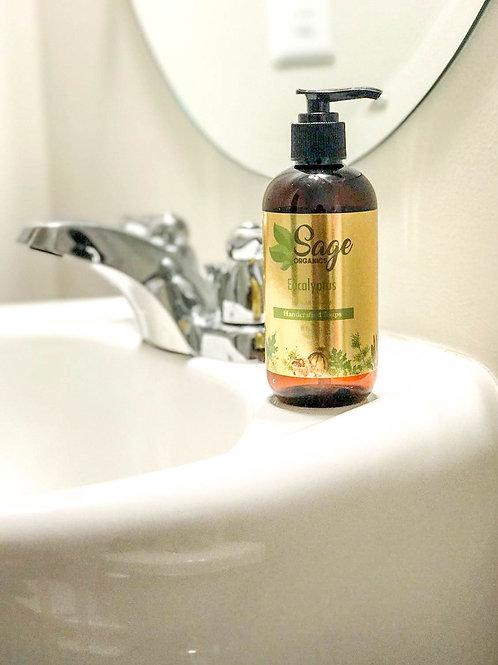Eucalyptus Hand Foam Soap