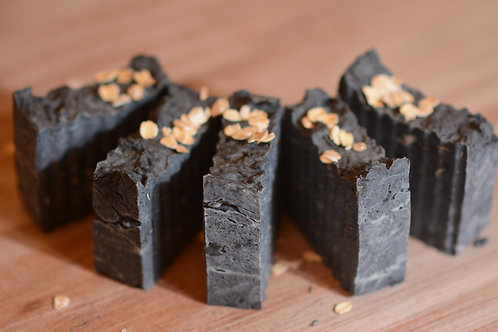 Activated Char-Meal Bar (Activated Charcoal & Oats)
