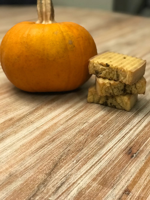 Pumpkin Spice Bar
