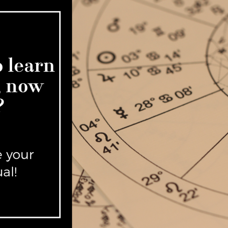You want to learn Astrology, now what?