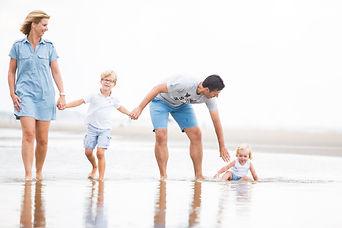 family photographer familiefotograaf do fotowerken strand zee prachtige foto