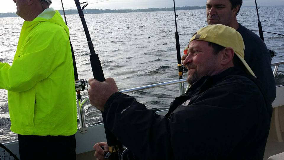 Rockfish Reeling