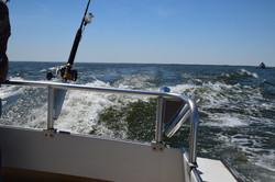 Bay fishing, bay charters