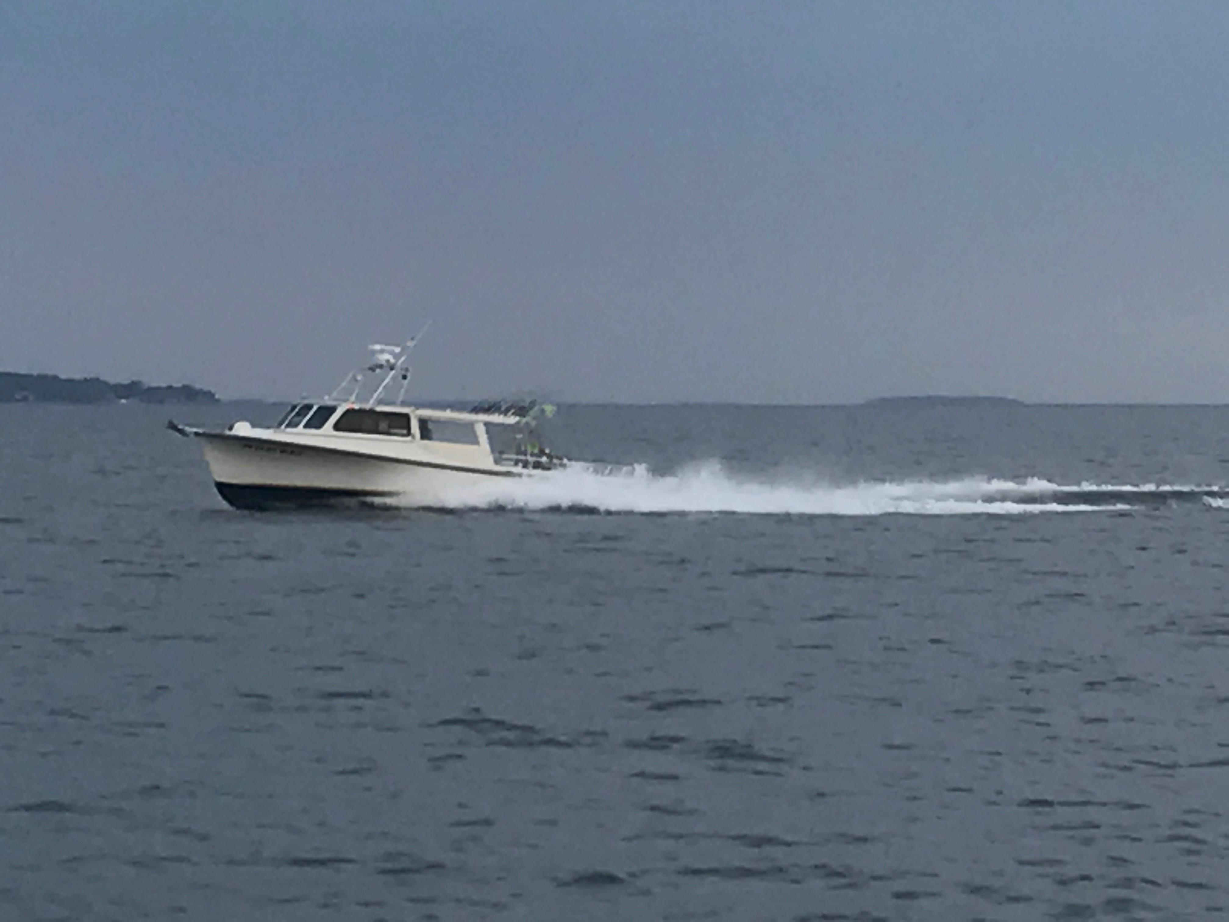 Chet boat 2