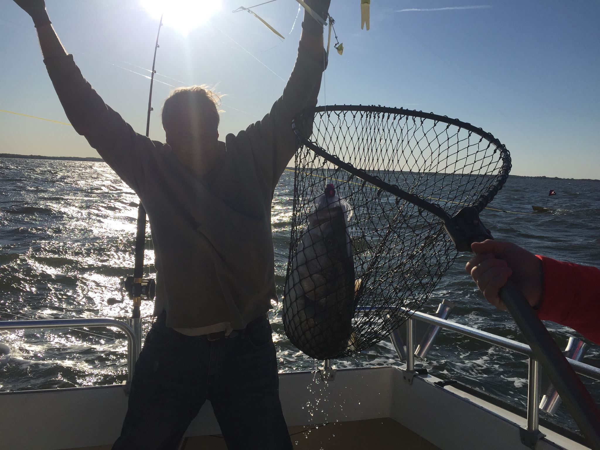 Rockfishing in the Chesapeake Bay