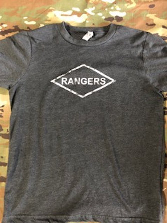 Youth Ranger Tee Charcoal grey