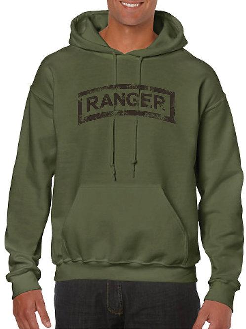 Ranger Hoodie OD Green w/ Tab
