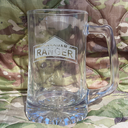 Ranger Mug with tab and diamond 24oz