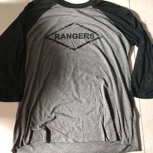 Ranger Baseball Tee