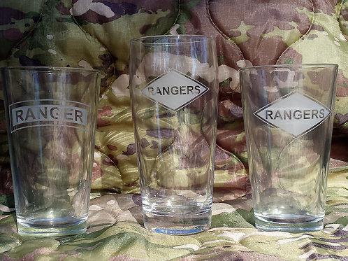 Ranger Pint Glasses
