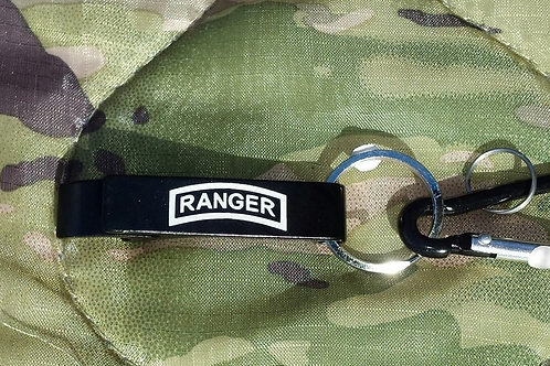 Bottle Opener Key chain with carabiner