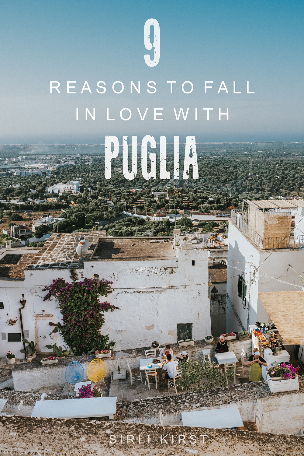 9 reasons to fall in love with Puglia