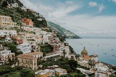 Italy's Stunning Amalfi Coast