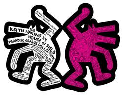 Keith Haring Invitation