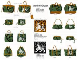 MCM Hand Bag Line Sheet - 2011