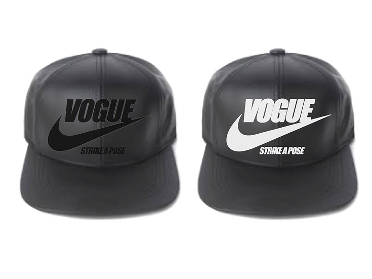 "Members16 VOGUE ""Strike A Pose"" Baseball Cap"