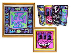 Keith Haring Collection - 2010