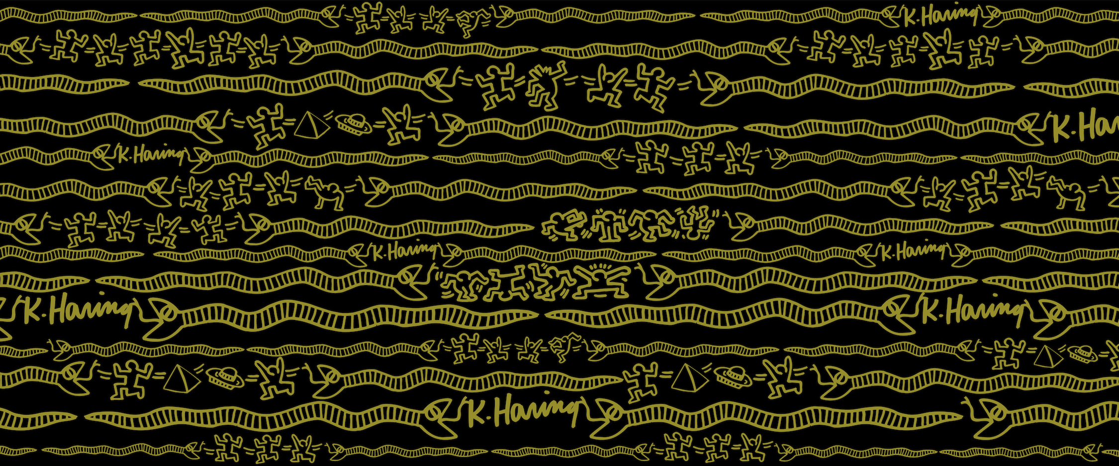 Keith Haring Collection