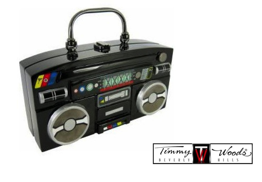 Timmy Woods Boom Box - 2000