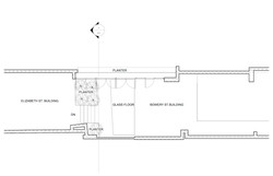 306 Bowery Floor Plan of Greenhouse