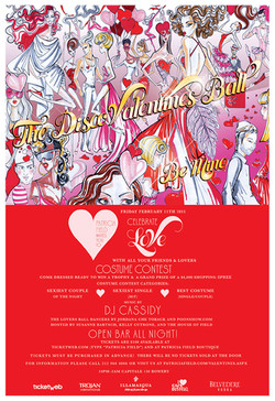Valentine's Ball Flyer