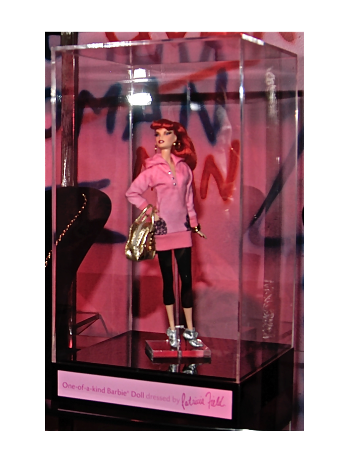 Patricia Field Barbie Doll 2009