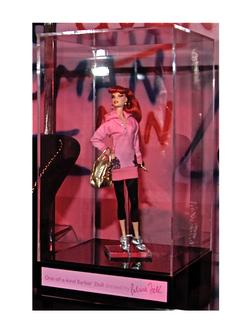 Patricia Field Barbie Doll 2009