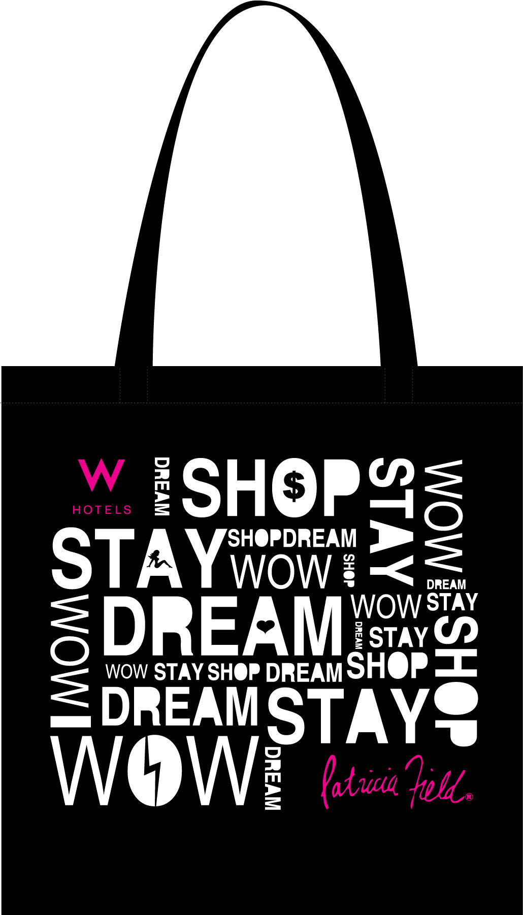 W Hotel Promotional Bag